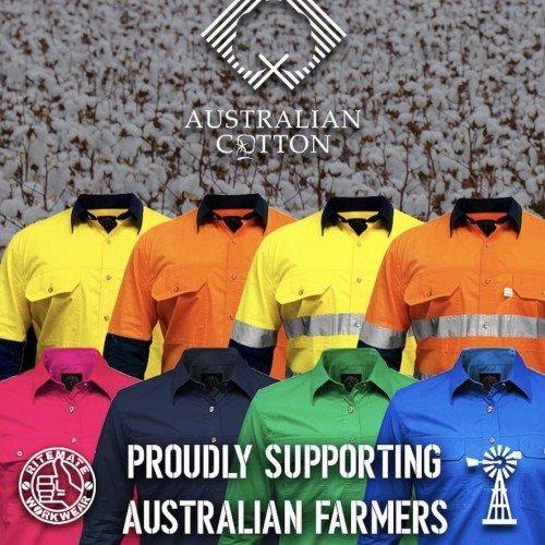100% Australian Cotton