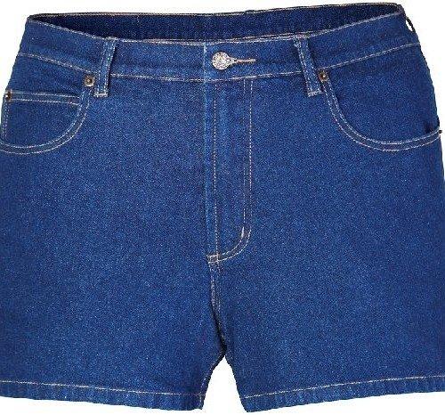 Ritemate Denim Trucker Shorts