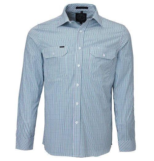 Ritemate Check Shirt RMPC011ENW